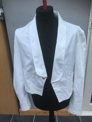 """NEW Naval Officers no.2  jacket Royal navy,mess jacket 40"""" chest new"""