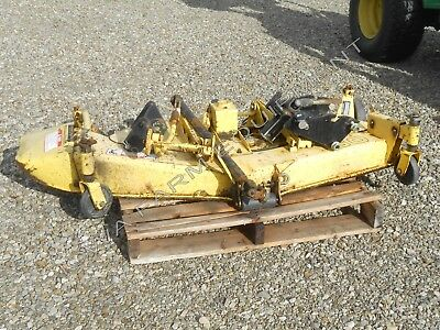 John Deere 755 Compact Tractor HST,MFWD,Pwr Strg,Loader,Belly Mower,Snow Blower