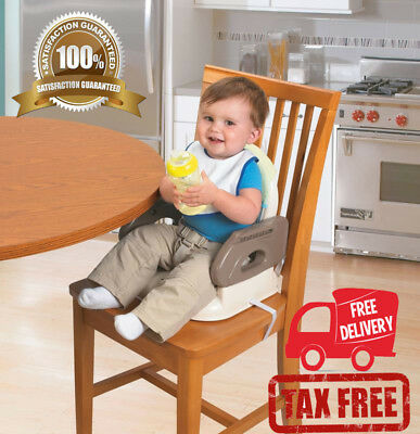 Summer Infant SAFETY High Chair Baby Booster Seat Infant Portable Feeding Table