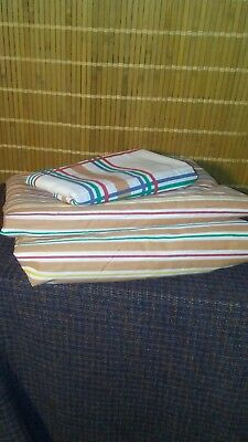 new Vintage Old Stock twin sheet set