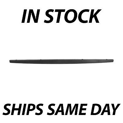 NEW Textured - Black Tailgate Top Protector Molding for 2007-2013 Toyota Tundra