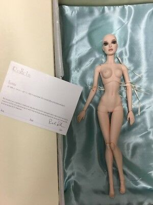 """Numina """"Grey"""" Resin BJD Limited Edition NUDE  Doll by Paul Pham"""