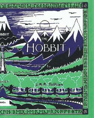 The Hobbit: Or There and Back Again by J R R Tolkien: New