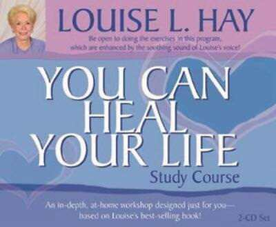 You Can Heal Your Life Study Course by Louise L Hay: New Audiobook