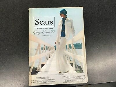 1977 Sears Roebuck & Co. Catalog Spring & Summer, Eastern Edition - #13