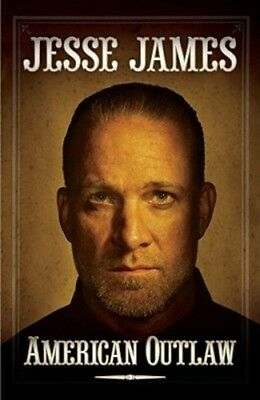 American Outlaw by Jesse James: Used