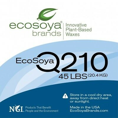 EcoSoya Wax - Soy Wax Q210- free shipping to 90% of Aus