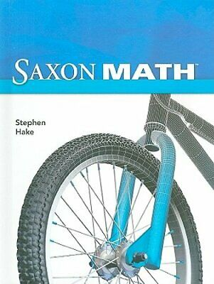 Saxon Math Intermediate 3: Student Edition 2008 by Saxon Publishers: Used