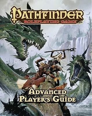 Pathfinder Roleplaying Game: Advanced Player's Guide by Jason Bulmahn: New