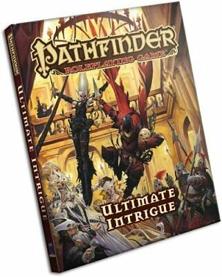 Pathfinder Roleplaying Game: Ultimate Intrigue by Jason Bulmahn: Used