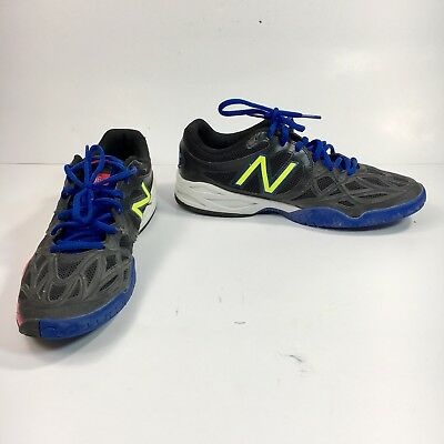 100% authentic cfd58 9dee2 New Balance 996 Men s 9 M Probank Blue Orange Black Athletic tennis Shoes