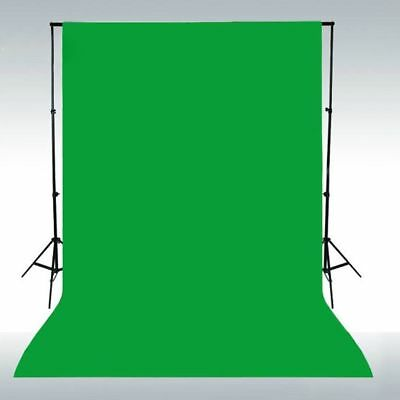 5x10ft Green Screen Chromakey Background Backdrop Studio Photography lighting