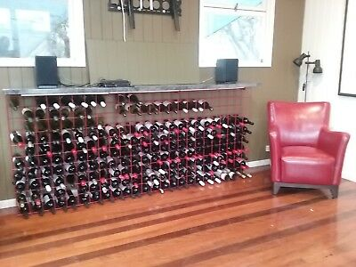 Supa Wine Rax. Worlds Best Wine Racks. Super flexible. Super efficient. Super.