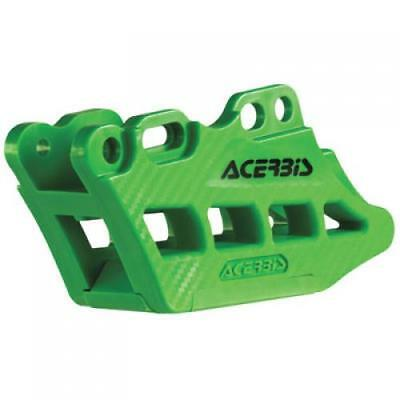 Acerbis Chain Guide Block 2.0  Green 2410970006