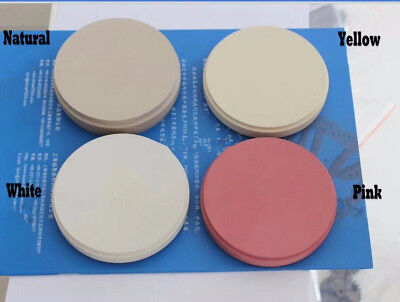 Dental prosthetics PEEK disc Non-metallic plastic blocks for dental 98*18mm