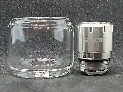 Pack RBA 7ml SMOK TFV8 BIG BABY et BIG BABY LIGHT verre + plateau RBA smoktech
