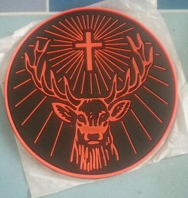JAGERMEISTER Rubber Coaster! NEW!!!