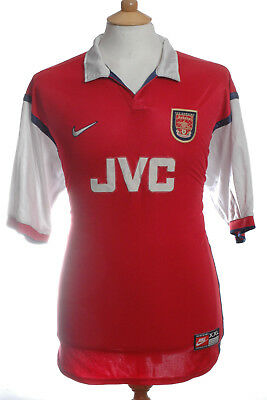 Arsenal, 1998/99, Home Shirt (Pre-Owned) XL.