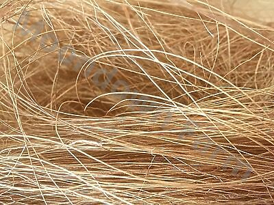 200g Natural Coconut Fibre Nest Nesting Material For Canaries Other Bird Supplies