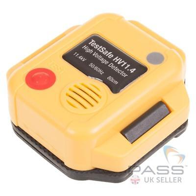 *NEW* TestSafe TS-HV11 High Voltage Personal Detector - 11.4kV / UK Stock