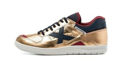 Munich - Continental Blanco - Gold/dark/navy - Art.be-2204