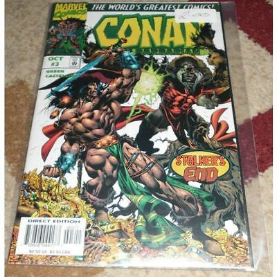 Conan the Barbarian (1997 Limited Series) #3...Published October 1997 by Marvel