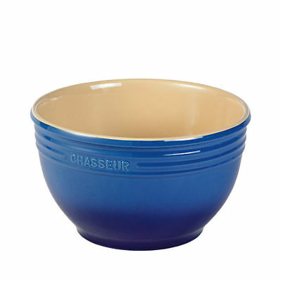 NEW Chasseur - Medium Mixing Bowl 24cm/3.5l, Blue