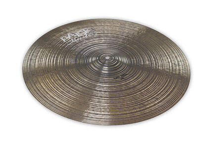 "Paiste Masters Dry Ride Cymbal 20"" 2022 grams - VIDEO - CY0005505520"