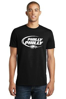 PHILADELPHIA EAGLES DILLY DILLY - PHILLY PHILLY T SHIRTS up to 5x