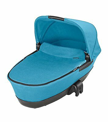 Maxi Cosi Foldable Carrycot - Mosaic Blue NEW IN BOX SALE SALE SALE