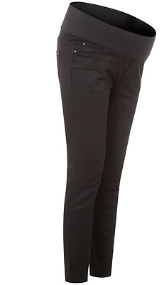 NEW LOOK Maternity Jeggings Jeans Under The Bump Black Sizes 8 10 12 14 16 18