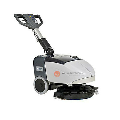 Nilfisk SC351 Walk Behind Compact Scrubber/Dryer with One Year Warranty