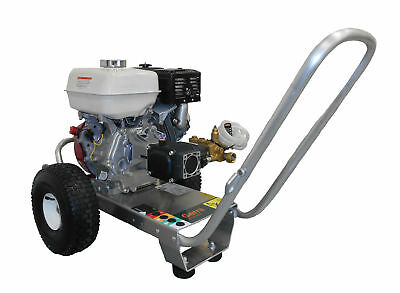 Gerni Poseidon 3/39PE Mobile Petrol Cold Water Compact Pressure Cleaner
