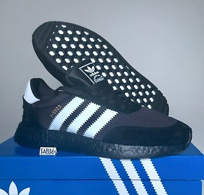 cheap for discount 5d651 76375 Adidas Iniki Runner I-5923 Triple Core Black Boost and Running White Size  Cq2490