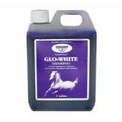 Equinade Glo White Shampoo 1 L HORSE AND EQUESTRIAN