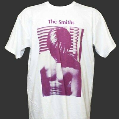 12accff39e4 THE SMITHS INDIE ALT ROCK T-SHIRT New Order Joy Division T-Shirt Size