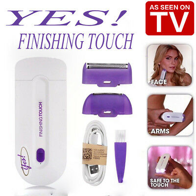 Yes Finishing Touch Hair Remover Pro As Seen on TV Instant & Pain Free