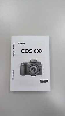 Manual Canon EOS 60D (Castellano)