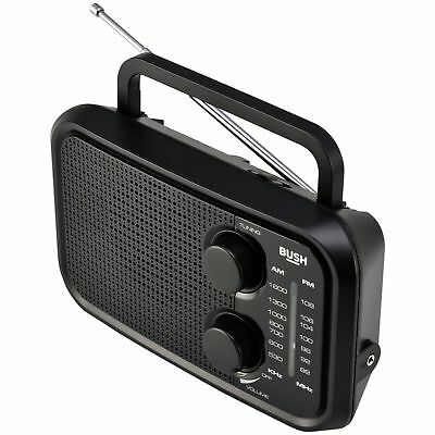 Bush FM/AM Portable Radio PR-206