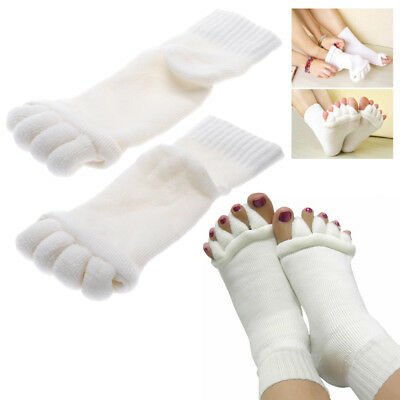 job lot of 48 pairs North American Health Care Comfey Toes Foot Alignment Socks