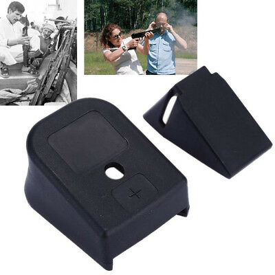 New Tactical Magazine Part Mag Extension Base Pad Kit For Glock +2 Plus Hunitng