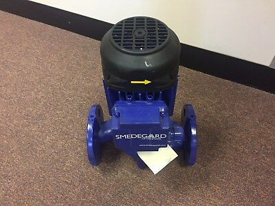 Smedegaard Omega 4-90-2T heating pump cast iron 40mm