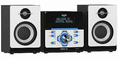 Bush Bluetooth CD DAB Micro System BD-628