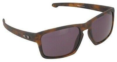 95bbe3244b  OO9262-03  Mens Oakley Sliver Sunglasses - Matte Brown Tortoise Warm Grey