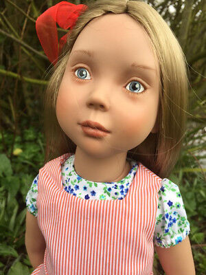 Zwergnase Junior Doll Verena From 2018 Collection NEW