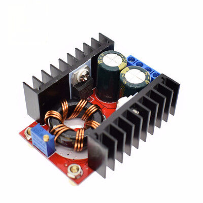 150W Boost Converter DC to DC 10-32V to 12-35V Step Up Voltage Charger Module S2