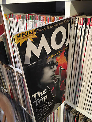 Mojo Magazine Complete Collection Issues 1-299