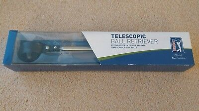 PGA TOUR Telescopic Golf Ball Retriever - 2m - Light Weight - New - Free p&p