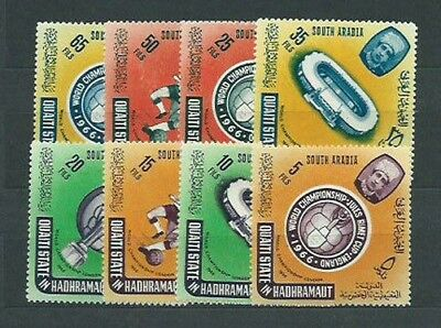 Arabia of the Sur Mail Yvert 65/72 Mnh