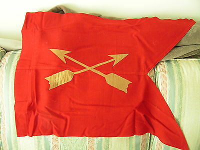 U.s. First Special Service Force Guidon - Original - Full Size.